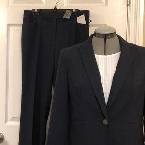 Pant Suit Calvin Klein Dark Blue